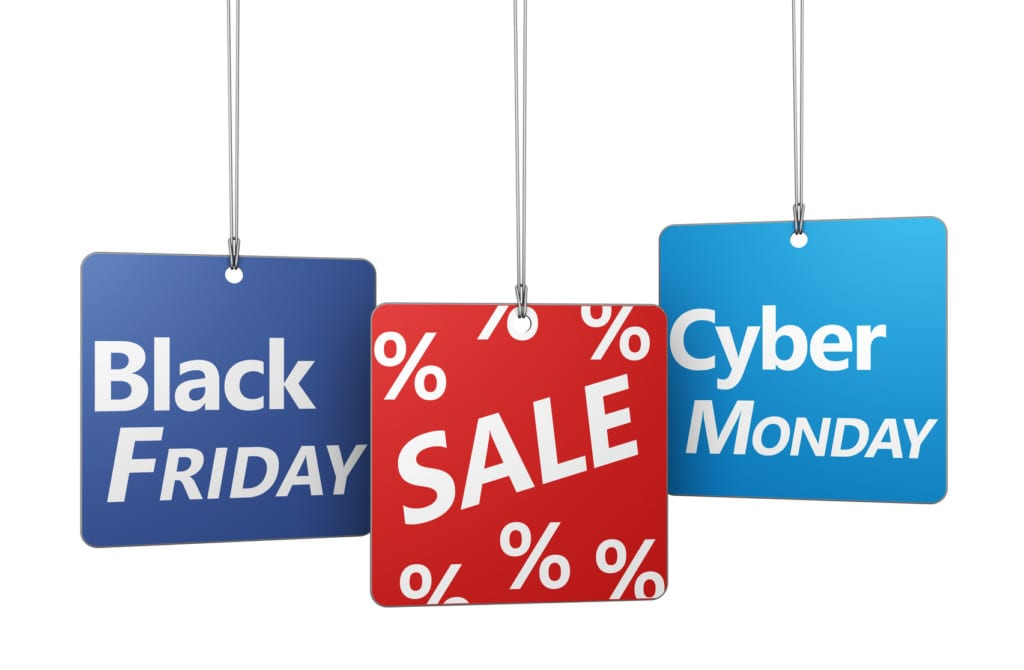 Cyber Monday Black Friday Holiday Sales Marketing Tips
