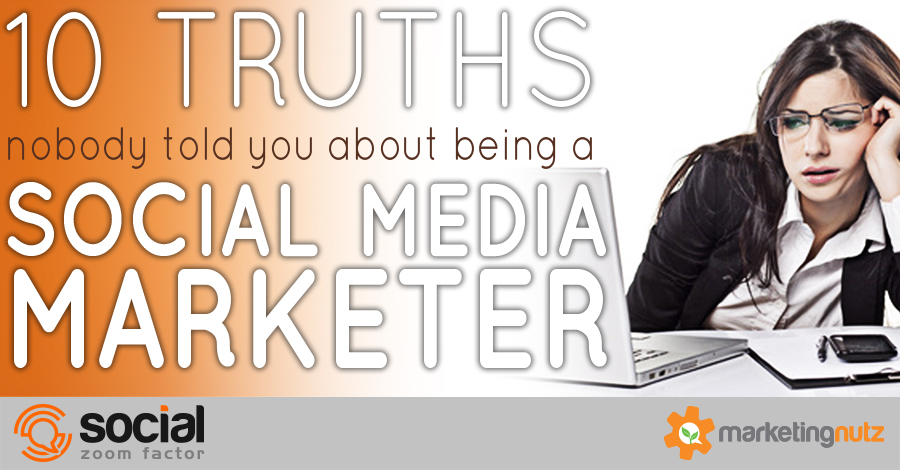 social media marketer career trust nobody told you