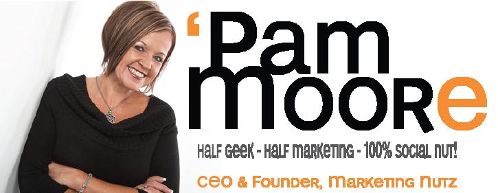 Pam Moore Speaker, Trainer, Consultant  Logo