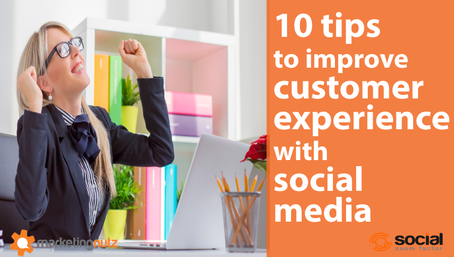 social customer service improve customer experience with social media