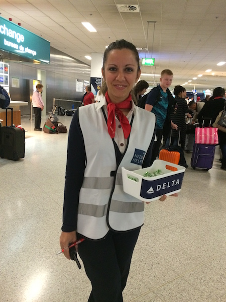 delta airlines delightful customer experience case  study