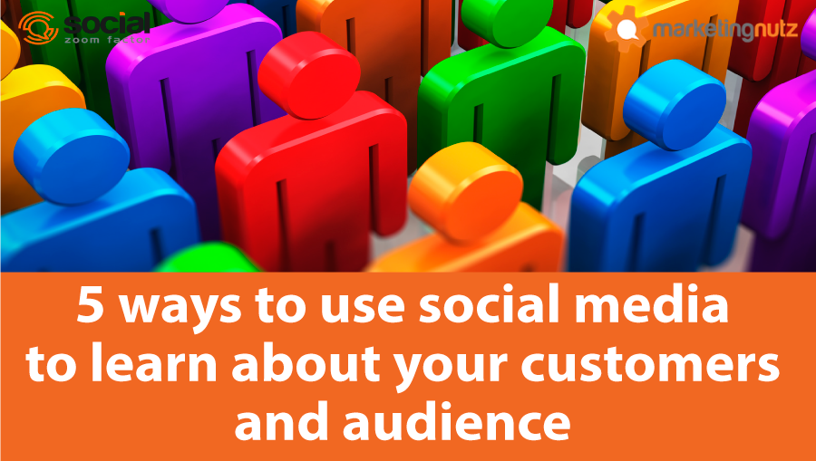 social media customer research audience analysis