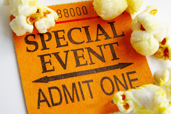 event marketing roi social media networking tips
