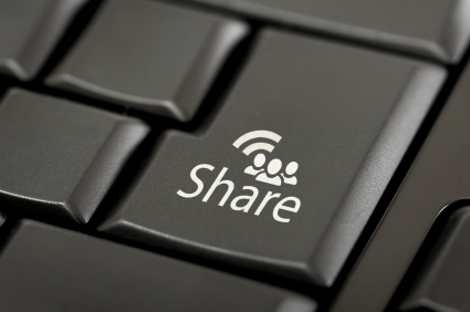 increase sharing blog posts