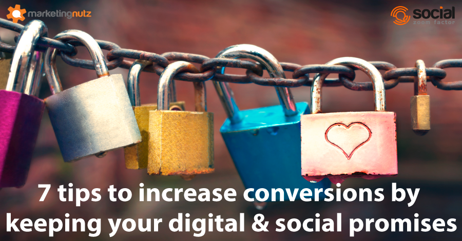 how to increase conversions with social media digital marketing promises kept