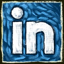 LinkedIn Logo Hacked