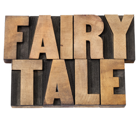 social media fairy tale