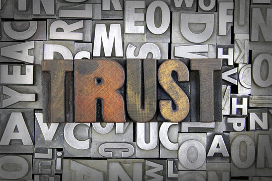 social trust factor authority