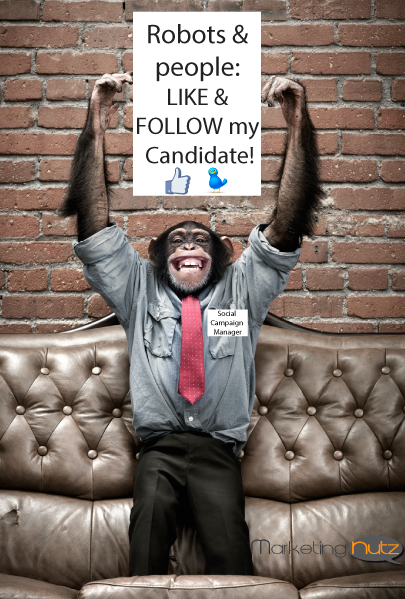 Social Media Political Candidate Campaign Managers Do Your Job!
