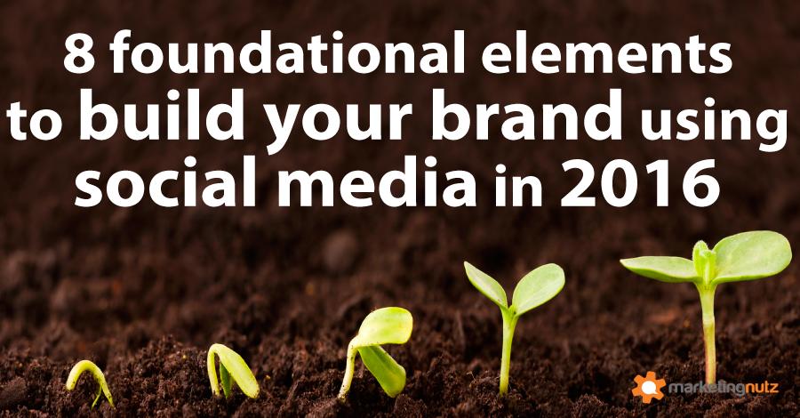 social media branding strategy and plan 2016